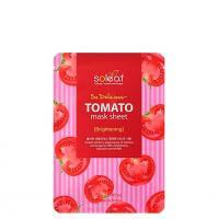 Soleaf So Delicious Tomato Mask Sheet - Soleaf маска для лица с томатом